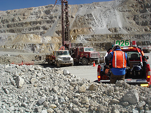 Project: Groundwater Development & Dewatering Support for the Collahuasi Mine
