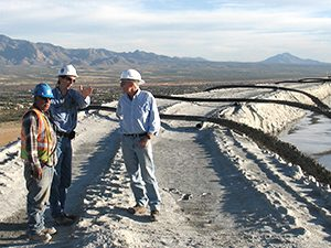 Project: Hydrogeologic Investigations for the Sierrita Mine