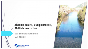 Multiple Basins, Multiple Models, Multiple Headaches title slide